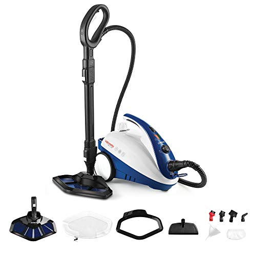 Polti Vaporetto Smart 40_MOP Steam Cleaner with Vaporforce Brush, 3.5...