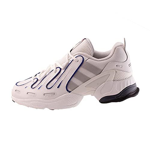 adidas EQT Gazelle - Zapatillas de gimnasia para hombre, Blanco, 44 EU