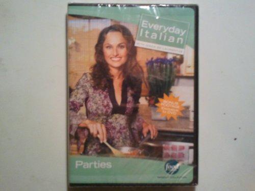 Everyday Italian with Giada De Laurentiis - Volume 1 Disc 3 - Parties