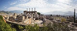 Posterazzi Ruins Basilica and the tomb of Saint John Ephesus Izmir Turkey Poster Print, (24 x 9)