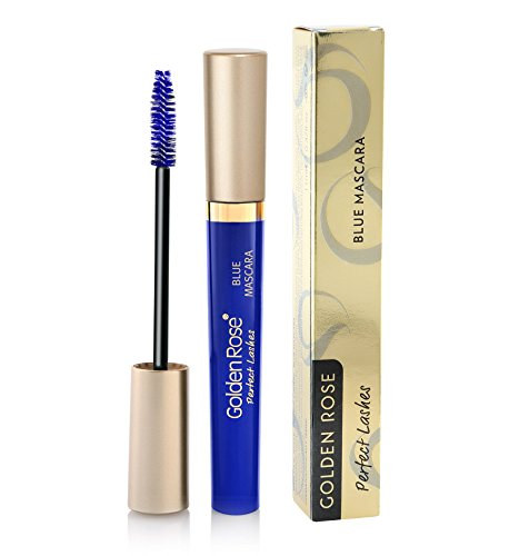 Golden Rose Perfect Lashes Blue Mascara .37 Fluid Ounce by Golden Rose