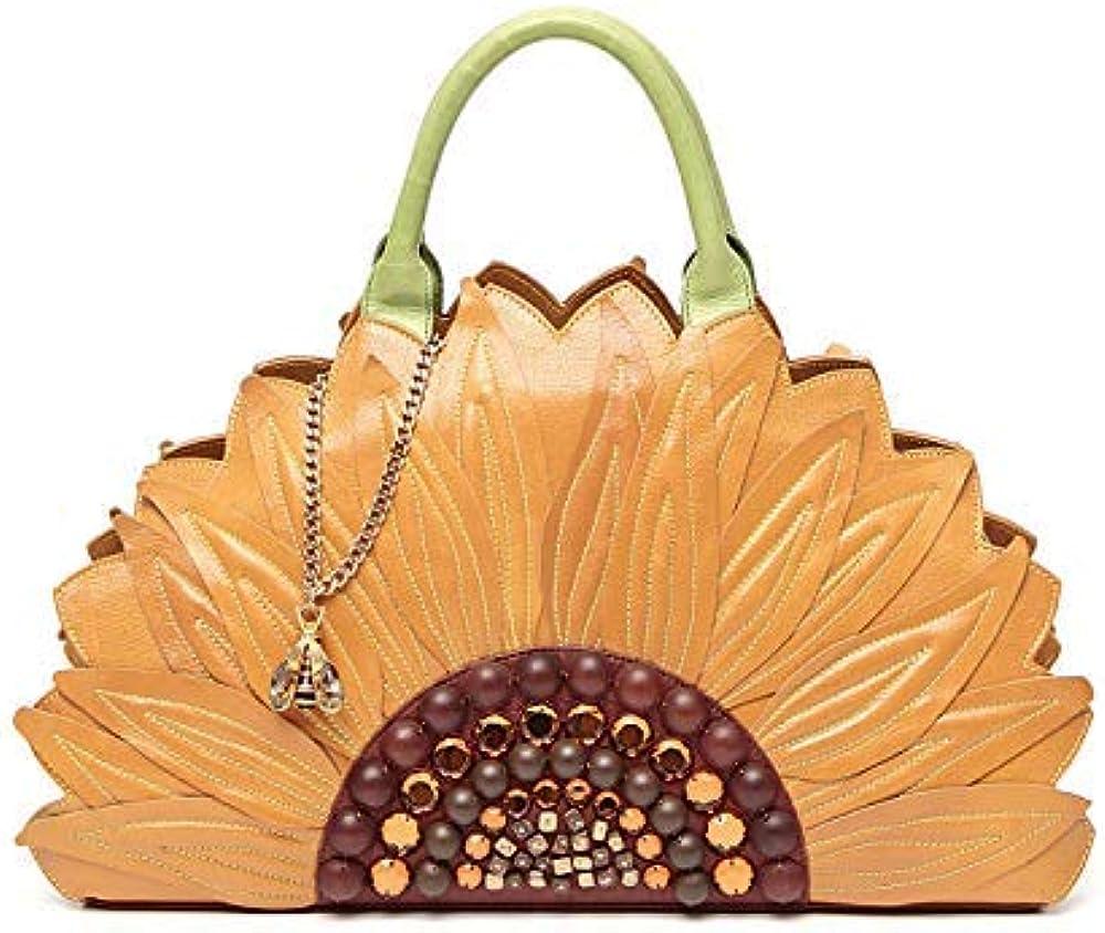 Braccialini, borsa da donna a mano in vera pelle B832