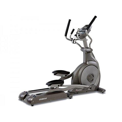 Bicicleta elíptica Spirit Fitness ce800 ✅