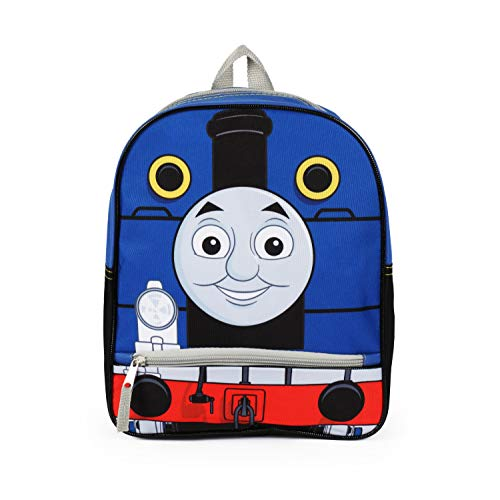 Thomas the Tank Blue Engine Train 12 inch Backpack School Bag
