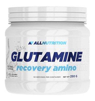 All Nutrition Glutamine Recovery Amino Powder, Lemon