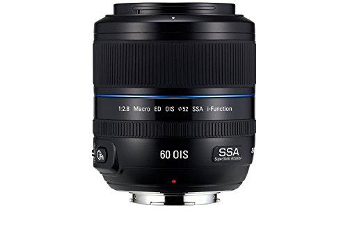 Samsung EX-M60SB Makro-Objektiv (60mm, F2,8 ED OIS SSA) für NX Serie