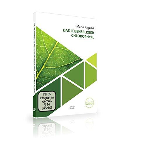 Das Lebenselixier Chlorophyll, Maria Kageaki, DVD