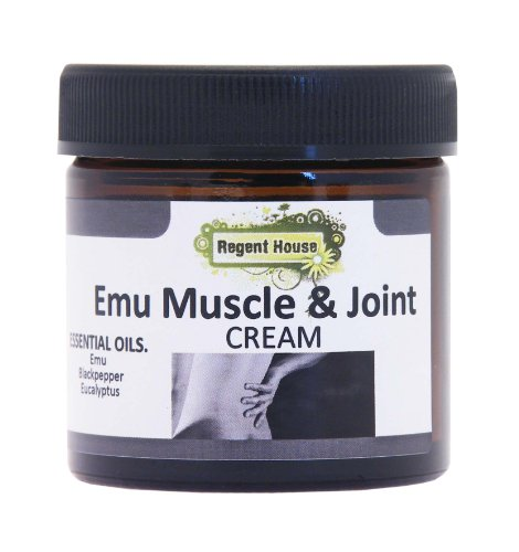 Regent House Aromatherapy Emu Muscle and Joint Cream