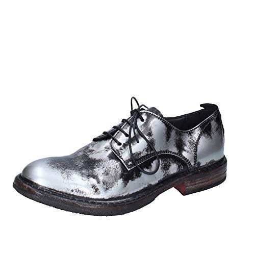 moma scarpe MOMA Scarpe Classiche Donna Pelle Nero 37 EU