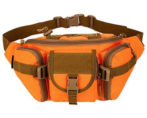 Will Outdoor Taktische Molle-Taschen Wandern, Jagen, Angeln und andere militärische wasserdichte Taschen im Freien