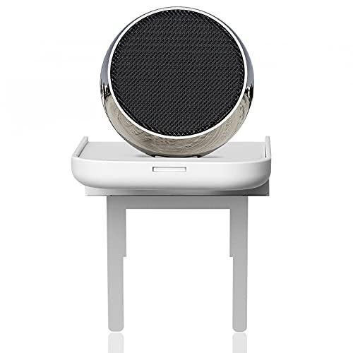 Suptek Soporte de altavoz inteligente para Echo Dot de 1ª y 2ª generación, Google Home, teléfono celular, Sonos One (Gen 2), Anker SoundCore mini de hasta 4,5 kg, plástico S1W
