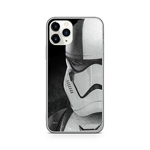 ERT GROUP Original Star Wars Handyhülle Stormtrooper 001 iPhone 11 PRO MAX Phone Hülle Cover SWPCSTOR132 Mehrfarbig