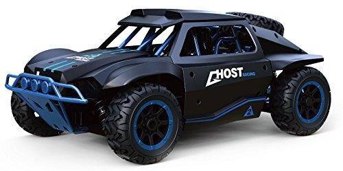 Amewi 22331 Ghost Dune Buggy 4WD 1:18 RTR, Schwarz/blau