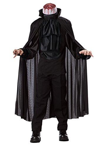 Disfraces de California 156629 Tama-o del jinete sin cabeza Vestuario Infantil: Medio (8-10)