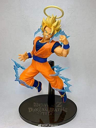 No Charakter Modell Banpresto Dragon Ball Super Burst Schlacht Goku Majin Vegeta Ssj2 PVC Actionfigur Sammelmodell Puppenspielzeug