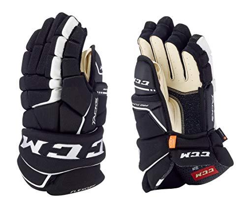 CCM Tacks 9080 Handschuhe Senior, Größe:15 Zoll, Farbe:schwarz/weiß