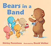 Bears in a Band (Bears on Chairs)