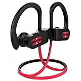 Mpow Flame Bluetooth Headphones,Bluetooth Earbuds IPX7 Waterproof Wireless headphone/Bass+ HD Stereo/7-9Hrs Playtime, cVc6.0