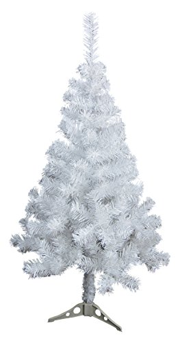 Aucune Árbol de Navidad de Nivel básico Clase 280Ramas 150cm Blanco