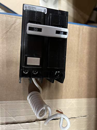 EATON CORPORATION GFTCB230 Cutler Hammer Ground Fault Circuit Breaker, 30 A, 120/240 Vac, 10 Kaic, 14-4 Awg, 2 Poles