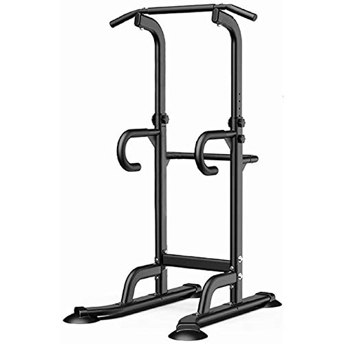 PROHIKER Power Tower Exercise Equipment, Power Tower Pull Up Bar, Power Tower Dip Station,Power Tower Workout, Multi-Function Strength Training Equipment for Home Gym,Chin up, Push Up