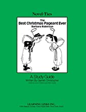 Best Christmas Pageant Ever: Novel-Ties Study Guide