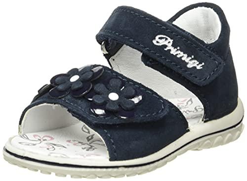 Primigi Baby-Mädchen PSW 73751 Sandal, Navy, 20 EU