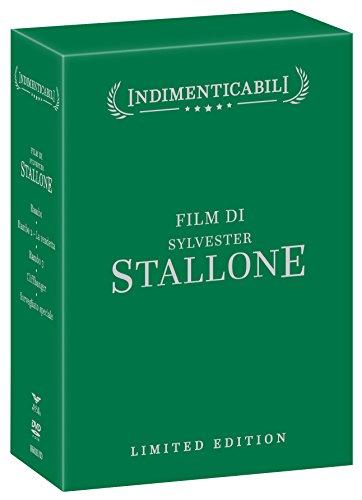 Sylvester Stallone (Box 5 Dvd)