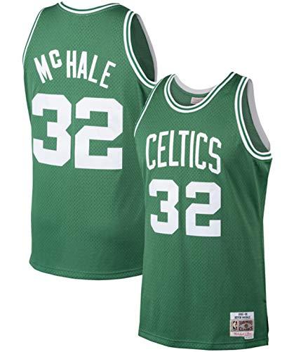 Kevin McHale Boston Celtics Men's Green 1986-87 Hardwood Classics Swingman Jersey (Large)