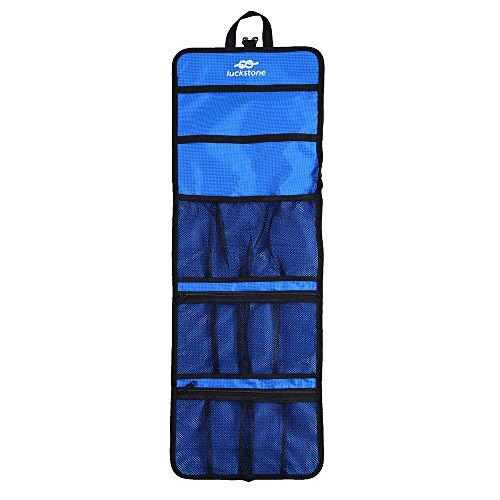 Lixada Escalade Sac De Rangement Léger Pliant Durable Étanche Crochet Corde Sac De Rangement pour L'alpinisme en Plein Air Randonnée Camping