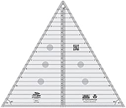 Creative Grids 60 Degree Equilateral Triangle 12.5