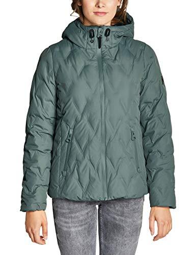 Preisvergleich Produktbild Cecil Damen 201365 Jacke,  Grün (Fog Green 11302),  X-Large (Herstellergröße:XL)