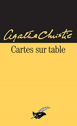Cartes sur table (Masque Christie)