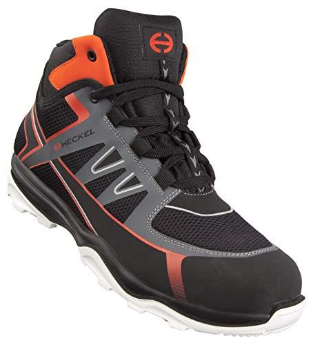 Heckel Run-R 100 High Zapatos de Seguridad Industria y Construcción S1 - Talla: 40