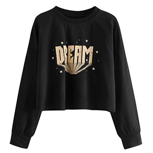 ZCMWY sweatshirt 3D vrouwen cropped hoodies pullover tops O neck casual brief print oversized hoodie sweatshirt lente meisjes hoodies