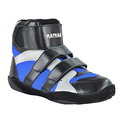 Matman Scrapper Youth Wrestling Shoes (12)