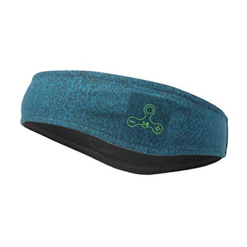 WSTERAO Auriculares para Dormir Auriculares Bluetooth para Dormir 5.0 Auriculares Bluetooth Auriculares Diadema máscara para Dormir para Entrenamiento Deportivo, Jogging, Yoga, insomnio, Viajes