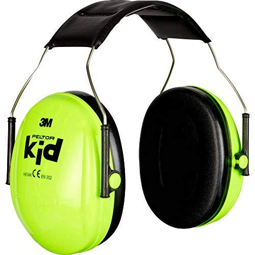 3M Peltor 3M Kid KIDV Kapselgehoerschutz 27 dB 1St, Neongrün