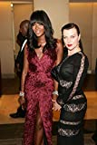 The Poster Corp Naomi Campbell, Debi Mazur Out and About