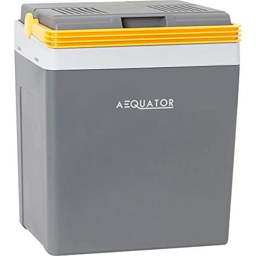 Aequator LUMI 24, Frigorifero Portatile, 24 Litri, AC/DC Frigo Portatile Termoelettrico, 12/230 V, modello 0826042N.AE