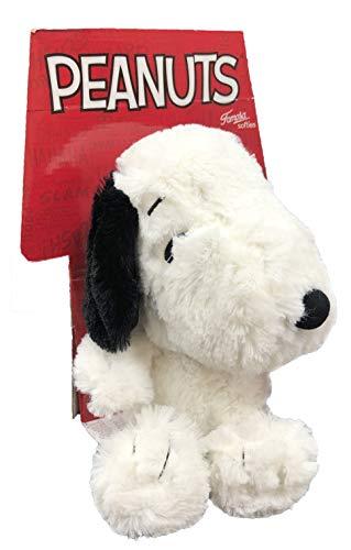 Peanuts - Plüsch 27cm Snoopy mit Blister Super weiche Qualität (Klassisch)