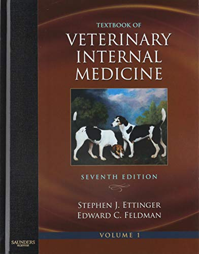 Textbook of Veterinary Internal Medicine Expert Consult: Expert Consult, 7e(2 Volume Set)