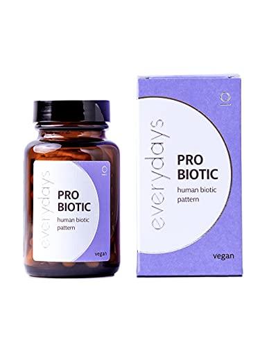 PROBIOTIC - human biotic pattern   von Darmexperten entwickelt - menschliche Stämme - Inkl. Ballaststoffe - Frei von Füllstoffen - Vegan