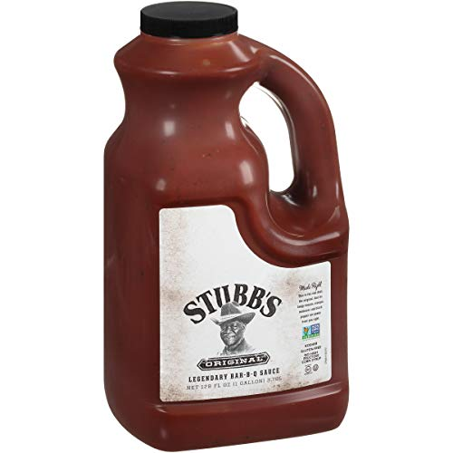 Stubb s Original Legendary Bar-B-Q Sauce, 1 gal
