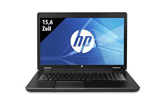 HP ZBook 15 G2-15,6 Zoll - Core i7-4810MQ CPU @ 2,8 GHz - 32GB RAM - 500GB SSD - 1000GB HDD - FHD (1920x1080) - Win10Pro (Zertifiziert und Generalüberholt)