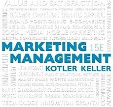 Marketing Management Book PDF
