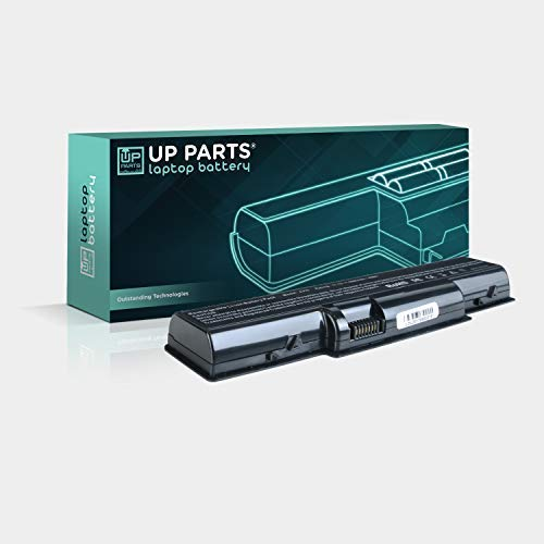 UP PARTS® UP-C-R4520 - Batería de repuesto para portátil ACER 11,1V 6 celdas 4400mAh . Para ACER Aspire 5738G, 5535, 5738Z, 5737Z, 5536, 5740G, 5735Z, 5541G, 5542G, 5335, 5300, 2930, 5735, 5542 - AS07A75, AS07A31, AS07A51, AS07A41, AS07A71, BT.00605.020, BT.00603.076, AS07A72, AS07A32, BT.00606.002, BTP-AS4520G - Original UP PARTS®