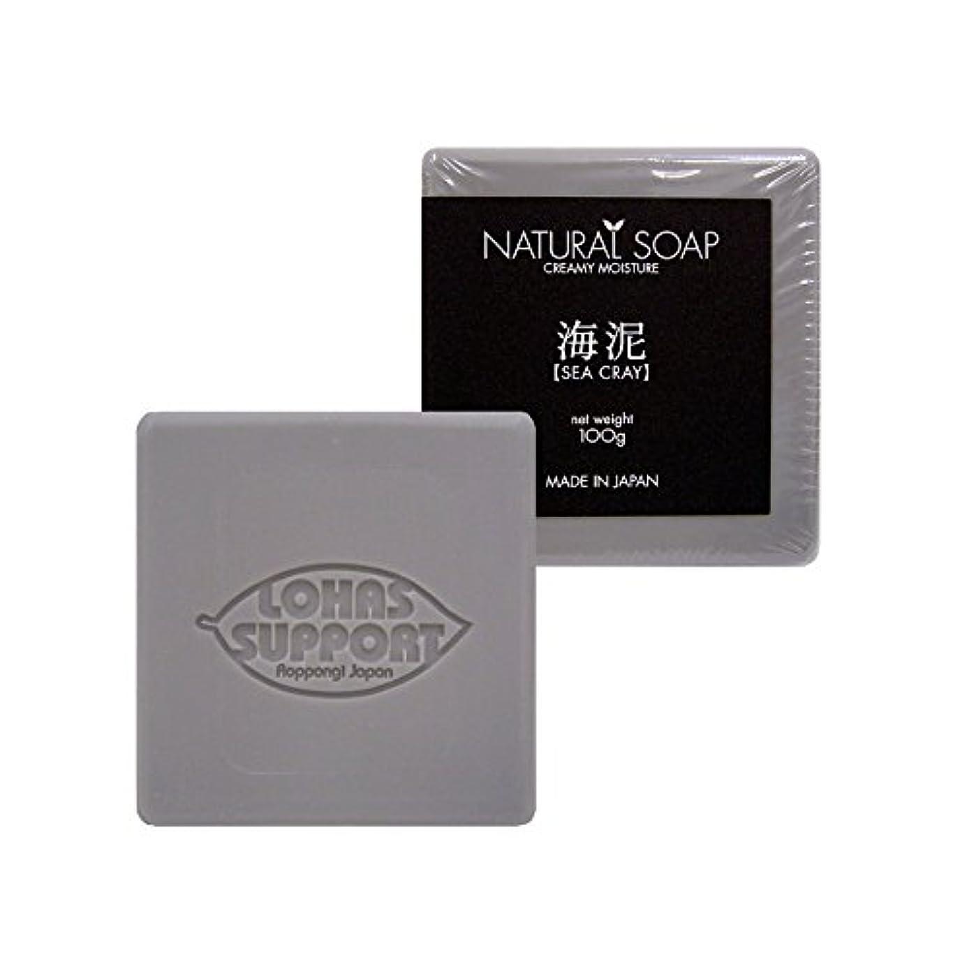 """レンズ権利を与える滑り台""""NATURAL SOAP"""