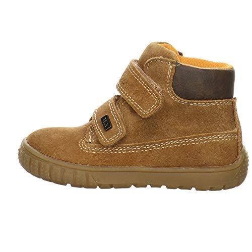 Lurchi Baby-Jungen JULIANO-TEX Sneaker, TAN,24 EU