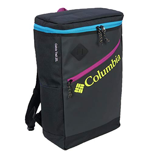 Columbia コロンビア BOX リュック バックパック 25L クロクロ PU8354-BKBK
